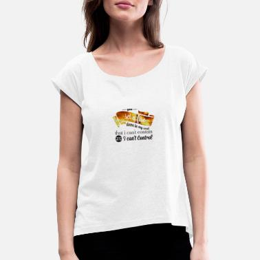 Set Fire set a fire - Women's Rolled Sleeve T-Shirt