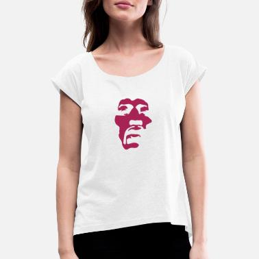 Jimi Jimi - Women's Rolled Sleeve T-Shirt