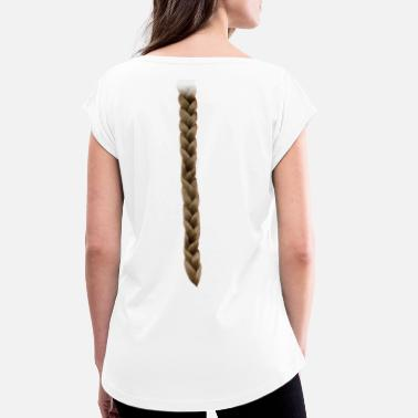 Braid Braid greta - Women's Rolled Sleeve T-Shirt