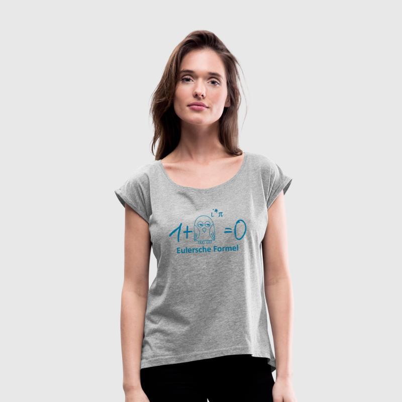 eulersche formel eule pi von suppenwuerfel spreadshirt. Black Bedroom Furniture Sets. Home Design Ideas