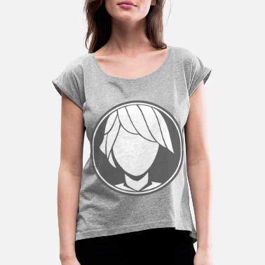 Avatar Avatar - Women's T-Shirt with rolled up sleeves