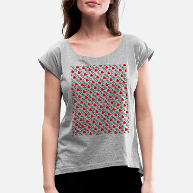 Sexy Mum Sexy - Women's Rolled Sleeve T-Shirt