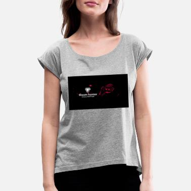 T-shirt Steam Hunter Channel - T-shirt à manches retroussées Femme