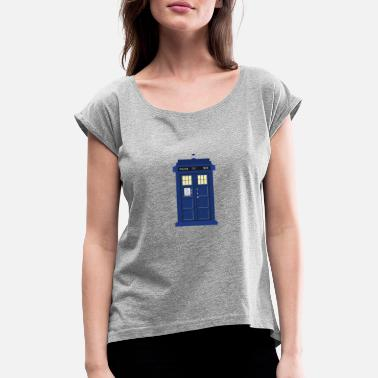 Doctor Who - Women's Rolled Sleeve T-Shirt