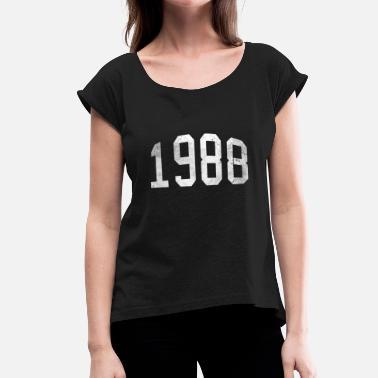 6454e4680a1 1988 T-Shirts online bestellen | Spreadshirt