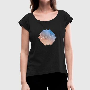 Sydney - Women's T-Shirt with rolled up sleeves
