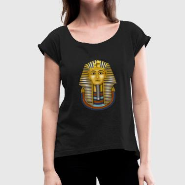 Pharaoh Nile Pharaoh - Women's T-Shirt with rolled up sleeves