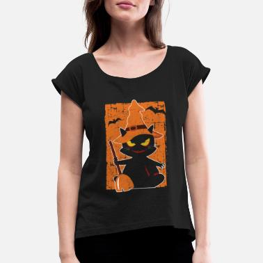 Halloween Halloween - Women's Rolled Sleeve T-Shirt