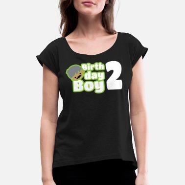2 Years Old Boy Birthday Shirt