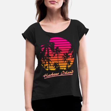 Harbour Harbour Island - Women's Rolled Sleeve T-Shirt