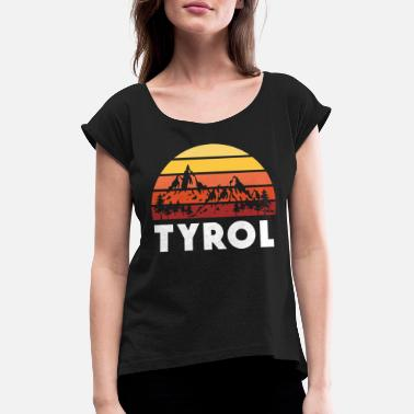 Tirol Tirol - Women's Rolled Sleeve T-Shirt
