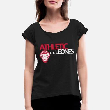 Athletic - Women's Rolled Sleeve T-Shirt
