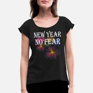 New Years Eve New Year's Eve - Women's Rolled Sleeve T-Shirt