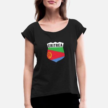 I love coeur Érythrée col en V T-shirt