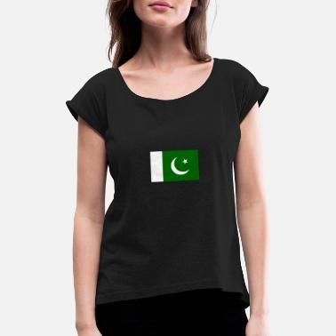 Bestill Pakistan Flagg T skjorter på nett | Spreadshirt