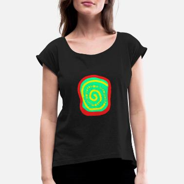 Perception Perception perception - Women's Rolled Sleeve T-Shirt
