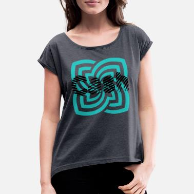 Cash Cash $$ - Women's Rolled Sleeve T-Shirt
