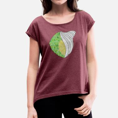 Bamboo bamboo - Women's T-Shirt with rolled up sleeves