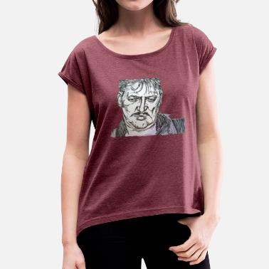 Sensual Sensual - Women's T-Shirt with rolled up sleeves