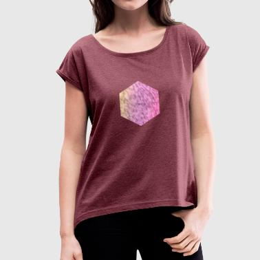 Fancy - Women's T-Shirt with rolled up sleeves