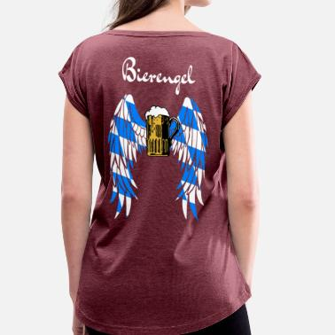 Munich Beer Festival Munich beer festival - Oktoberfest - Women's T-Shirt with rolled up sleeves