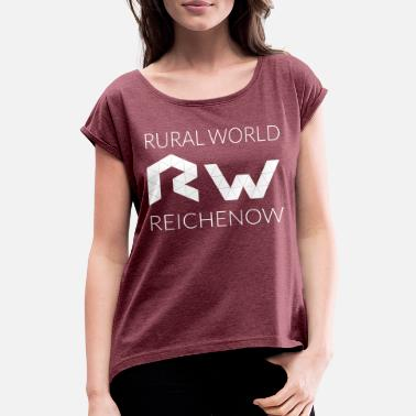 Rural Reichenow Rural - Women's Rolled Sleeve T-Shirt