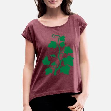 Ivy ivy - Women's Rolled Sleeve T-Shirt