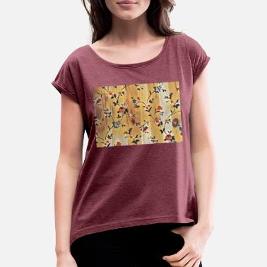 tablecloth - Women's Rolled Sleeve T-Shirt