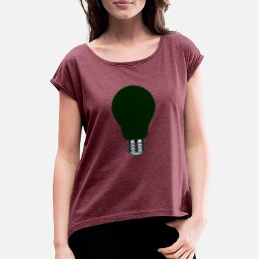 Ecology Ecology - Women's Rolled Sleeve T-Shirt
