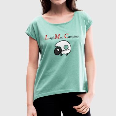 Luigi 2 - Women's T-Shirt with rolled up sleeves