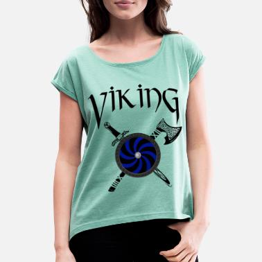 viking - Women's Rolled Sleeve T-Shirt