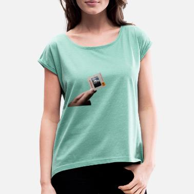 Image image - Women's Rolled Sleeve T-Shirt