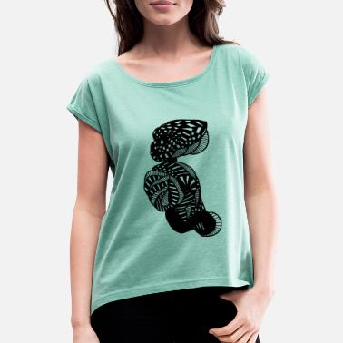 Alien - Women's Rolled Sleeve T-Shirt