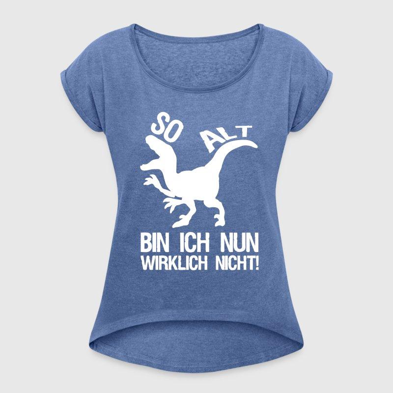 Dinosaurier Alter Geburtstag Sprüche Geschenke T Shirt