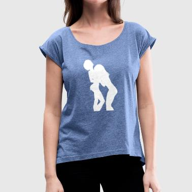 Sexuality - Women's T-Shirt with rolled up sleeves