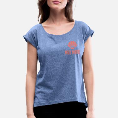 Mio Mare Seashell - Women's Rolled Sleeve T-Shirt