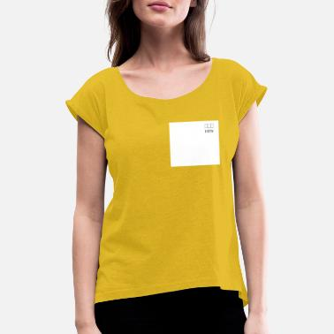 HTW - Women's Rolled Sleeve T-Shirt