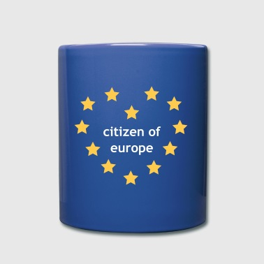 Citizen of Europe - Full Colour Mug
