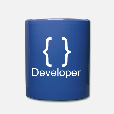 Development Developer - Full Colour Mug