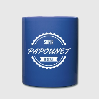 superr papounet papa for ever fête des pères - Mug uni