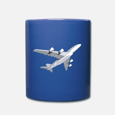 Avion avion à réaction - Mug