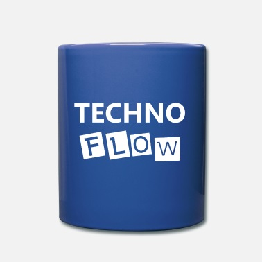 Flow Techno Flow - Tazza