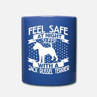 Jack Feel safe at night - Jack Russell Terrier - Mug