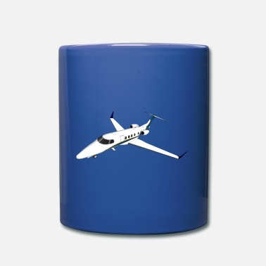 Jet Private Jet Airplane Jet Jet - Mug