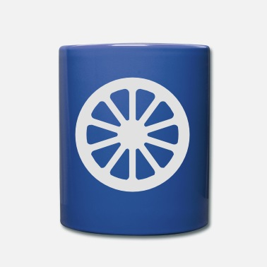 Wheel wheel - Full Colour Mug