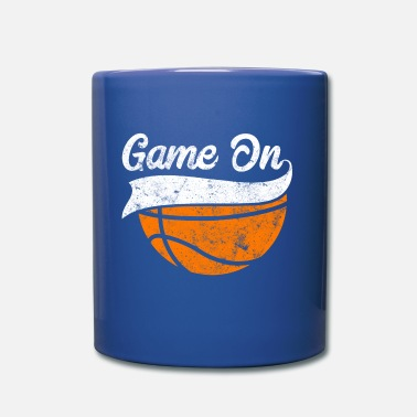 Game Ball Basketball Game Ball - Mug