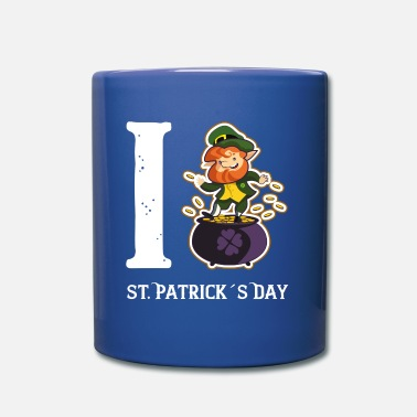St Leprechaun st patricks day - Mug