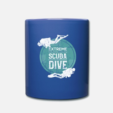 Scuba Scuba Diving Scuba Diver - Tazza