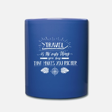 Travel Travel Travel Award Traveler - Mug