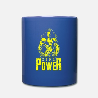 Woman Power Girl power woman power woman - Mug